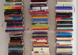 Literaturstapel