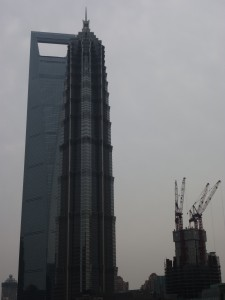 Shanghai Tower // 上海塔楼 // 2011