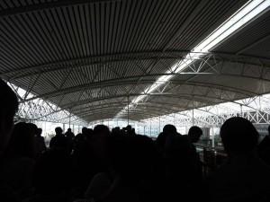 Shanghai Railway Station // 上海火车站