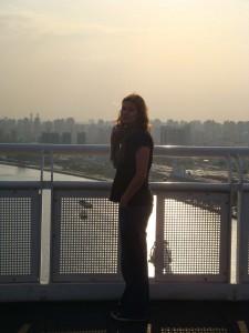 Shanghai Süd. Und ich. // 上海南. 和我.