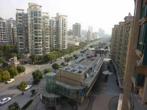 Pudong . Biyun Lu // 浦東新區 . 碧云路