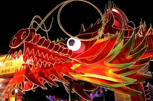 2012 . Jahr des Drachen // 壬辰