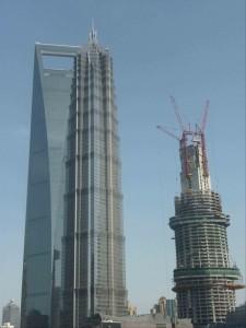 Shanghai Tower // 上海塔楼 // 2012