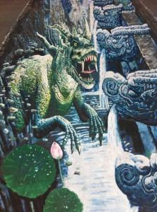 Drachenhölle // 龙地狱