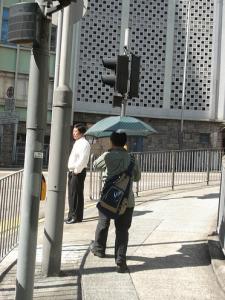 Sonnenschirm . Regenschirm // 阳伞. 雨伞
